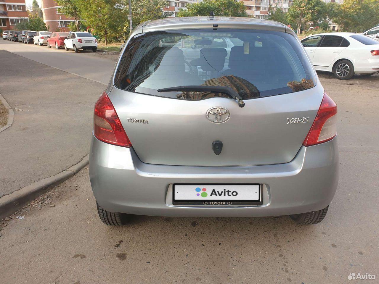 Toyota Yaris, 2007  89883531601 купить 4