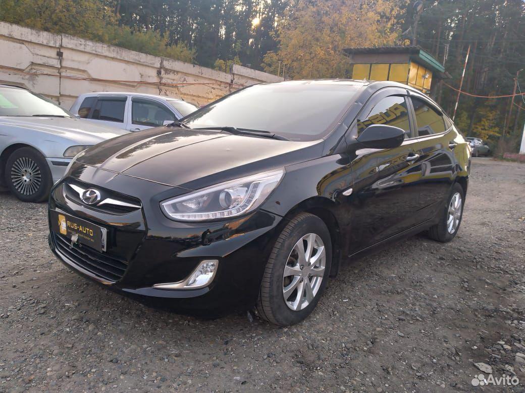 Hyundai Solaris, 2014  89501678983 купить 2