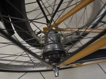Велосипеды на планетарной втулке
