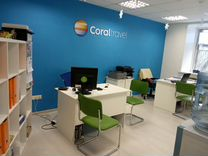 Турагентство сети Coral travel