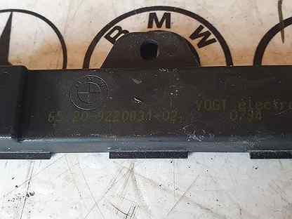 Антена безключевого доступа на BMW 3-Series, F30