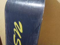 Сноуборд+крепление 150см