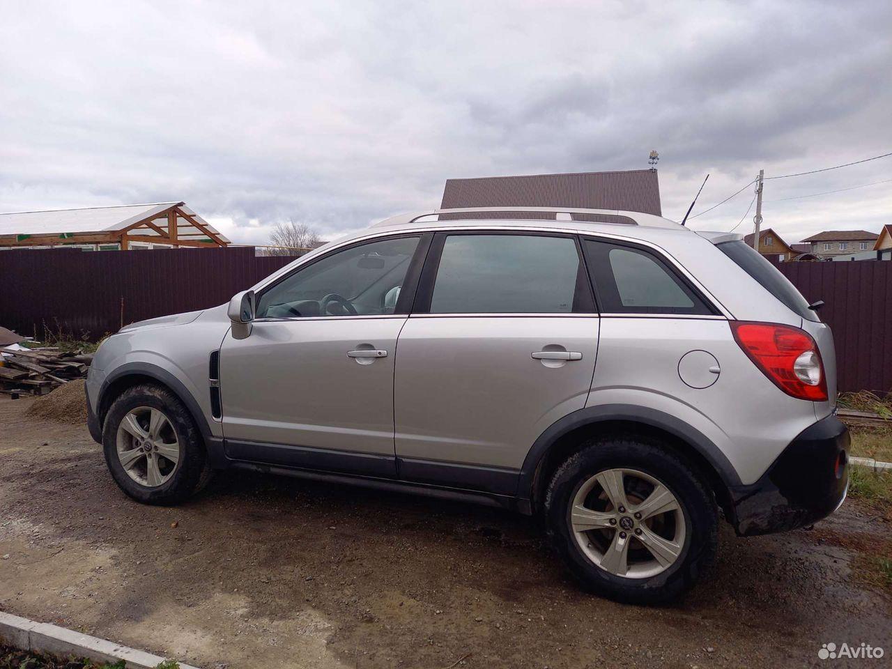 Opel Antara, 2007  89063907655 купить 2