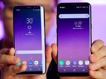 SAMSUNG S9+ и нот9