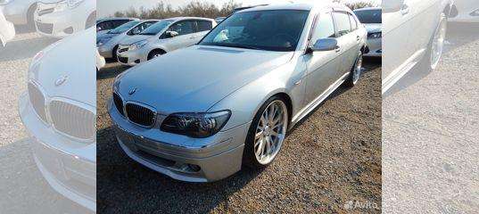 BMW 7 серия 2006 купить в Приморском крае на Avito — ОбъявРения на