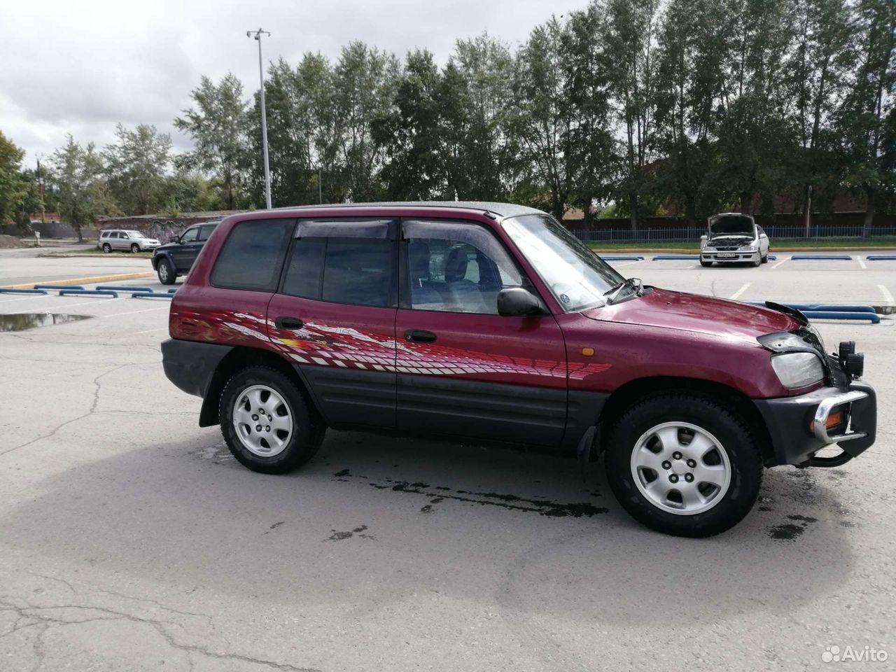 Toyota RAV4, 1996  89134506233 купить 6