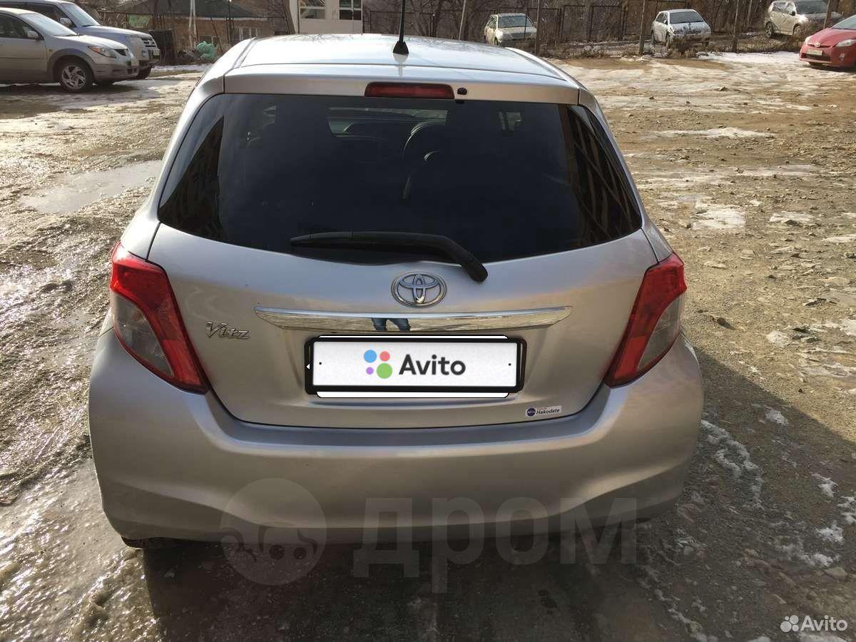 Toyota Vitz, 2011  89662715007 купить 3