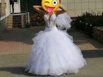 Свадебное платье Шахерезада