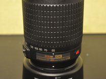 Объектив Nikon AF-S Nikkor 55-200