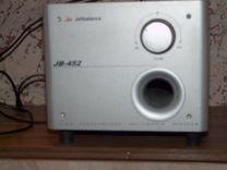 Активный сабвуфер 2.1 Jetbalance JB-452