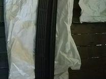 Ленд крузер 200 с 08 накладка на задний бампер