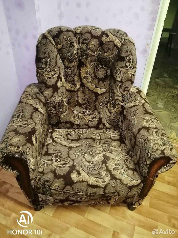 2 Кресла б/у в хорошем состоянии