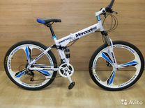 Велосипеды на дисках и спицах по одной цене