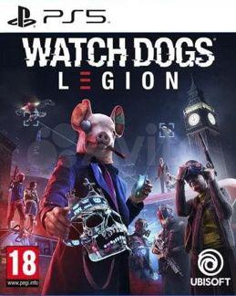 Watch dogs legion PS5 - купить в марксе - Объявления в Марксе