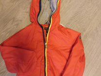 Яркая куртка ветровка, 110 см
