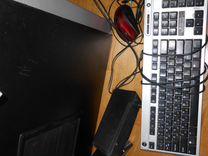 Компьютер Formoza+колонки+клавиатура+мышь